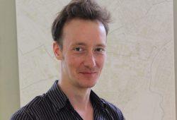 Theatervordenker und Regisseur Olav Amende. Foto: Volly Tanner