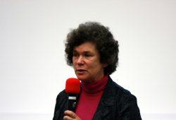 Rektorin der Universität Leipzig Beate Schücking. Foto: Alexander Böhm