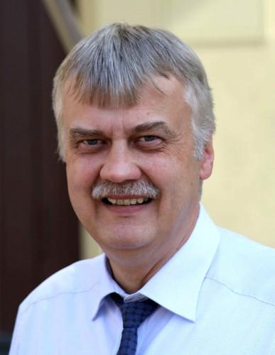 Markkleebergs Oberbürgermeister Karsten Schütze. Foto: Matthias Weidemann