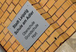 Es steht zwar Oberschule dran, aber eine wirkliche Qualitätsverbesserung haben Sachsens Mittelschulen nicht bekommen. Foto: Marko Hofmann