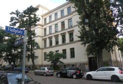 Schule am Floßplatz in Leipzig. Foto: Marko Hofmann