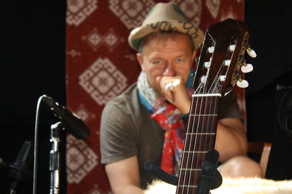 Tino Eisbrenner. Foto: Morten Luxenburger