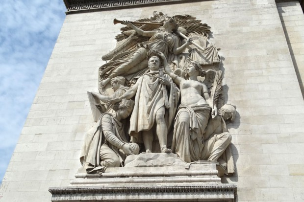 Der Mann, um den es geht: Napoleon Bonaparte. Foto: Patrick Kulow