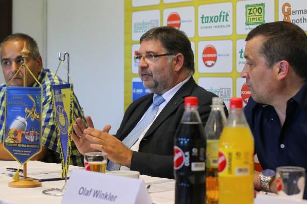VfB-Insolvenzverwalter Friedbert Striewe bewies in jahrelangen Verhandlungen einen langen Atem. Foto: Jan Kaefer