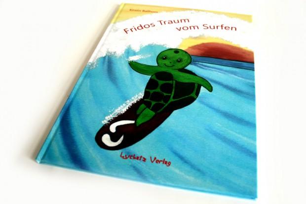 Kirstin Ballhorn: Fridos Traum vom Surfen. Foto: Ralf Julke