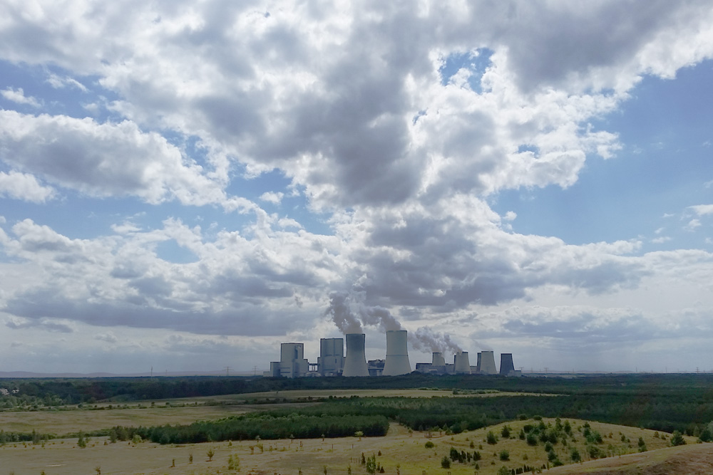 Kraftwerk Boxberg in der Lausitz. Foto: Marko Hofmann