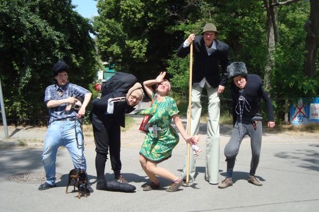 Revolution der Buffonen. Foto: naTo