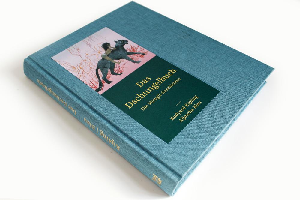 Rudyard Kipling: Das Dschungelbuch. Die Mowgli-Geschichten. Foto: Ralf Julke