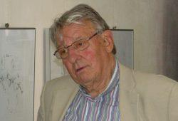 Vollblutschauspieler wird 80: Friedhelm Eberle. Foto: Karsten Pietsch