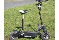 Wem gehört dieser E-Scooter? Foto: PD Leipzig