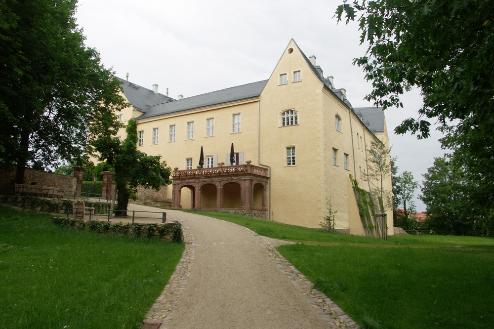 """Im Jahr 1181 wird """"Domius de Vroburg"""" aktenkundig. Um 1500 entstand das Schloss mit vier Gebäudeflügeln. Seither wurde 500 Jahre lang umgebaut... Foto: Karsten Pietsch"""