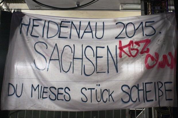 Heidenau 2015. Foto: Alexander Böhm