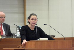 Jessica Heller (CDU). Foto: Alexander Böhm