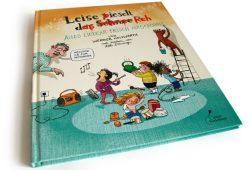 Werner Holzwarth, Lilli L'Arronge: Leise pieselt das Reh. Foto: Ralf Julke