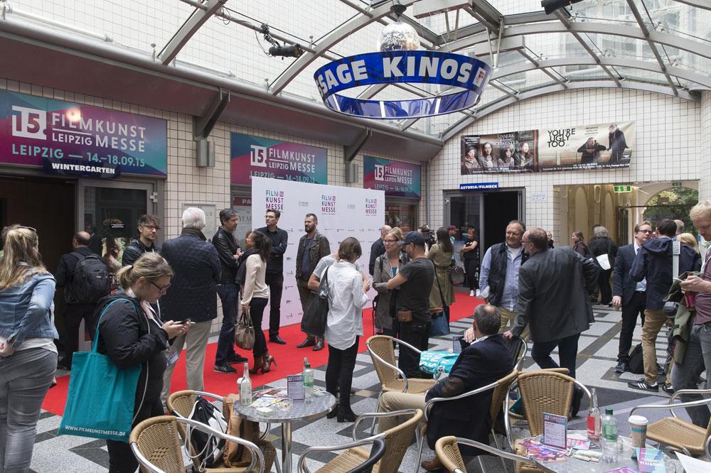 Foto: Filmkunstmesse 2015. Thomas Schulze.