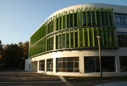 2013 fertig geworden: die neue Erich-Kästner-Schule. Foto: Ralf Julke
