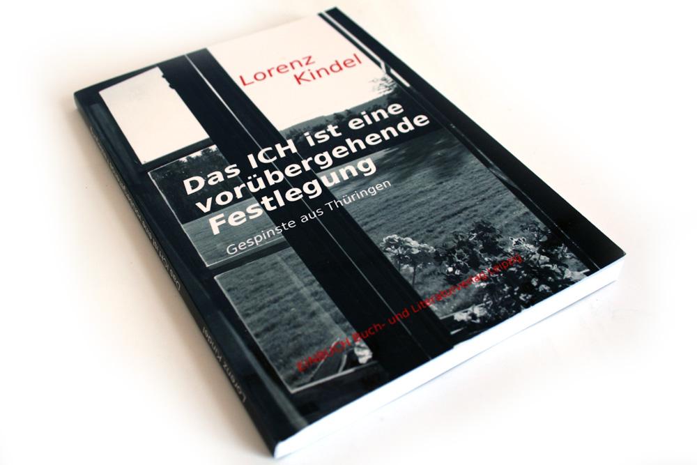 Lorenz Kindel: Das ICH ist eine vorübergehende Festlegung. Foto: Ralf Julke