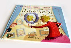 Marc-Uwe Kling, Astrid Henn: Prinzessin Popelkopf. Foto: Ralf Julke