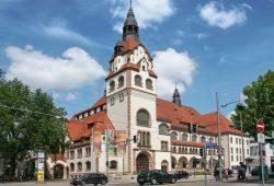 Kongresshalle Leipzig. Foto: W&R IMMOCOM