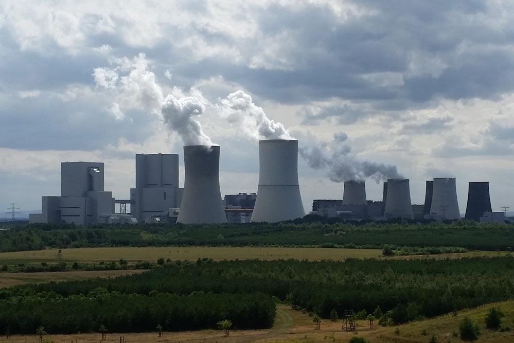 Vattenfall-Kraftwerk Boxberg in der Lausitz: Hier stehen die ältesten Blöcke Sachsens. Foto: Marko Hofmann