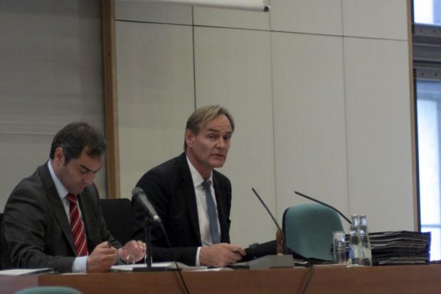 Oberbürgermeister Jung. Foto: Alexander Böhm
