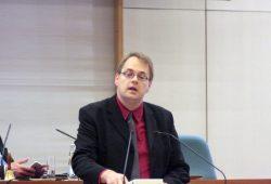 Sören Pellmann (Die Linke). Foto: Alexander Böhm