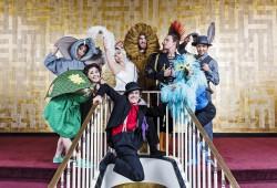 Karneval der Tiere. Foto: Oper Leipzig