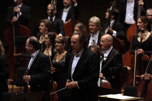 Riccardo Chailly. Foto: Alexander Böhm