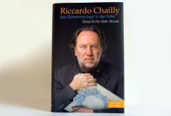 Riccardo Chailly: Das Geheimnis liegt in der Stille. Foto: Ralf Julke