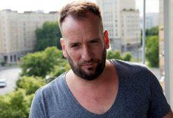 Cäsar-Sohn und Musikant bei Apfeltraum und SIX - Robert Gläser. Foto: Lutz Müller Bohlen