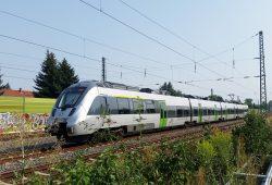 Auch sie wird aus Regionalisierungsmitteln finanziert: S-Bahn auf dem Weg nach Geithain. Foto: Marko Hofmann