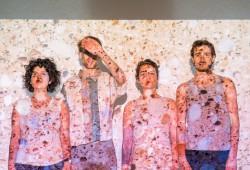 Konglomerat live im Neuen Schauspiel im September (Resistant Mindz/Presse)