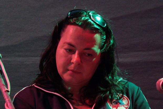 Die Thüringische Landtagsabgeordnete Katharina König (Die Linke). Foto: Alexander Böhm
