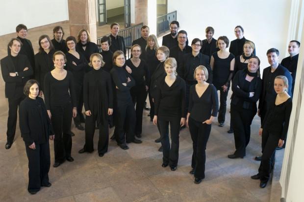 Das Vocalconsort Leipzig. Foto: Thomas Mothes