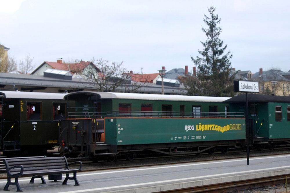 Aber der Wagen, der rollt. Foto: L-IZ.de