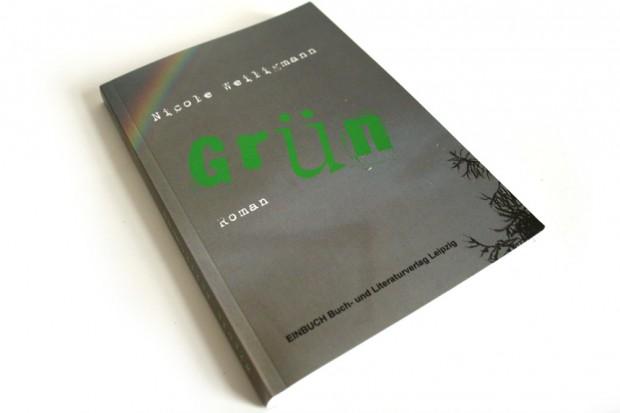 Nicole Weiligmann: Grün. Foto: Ralf Julke