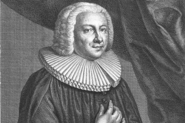 Christoph Birkmann. Foto: Sammlung Bach Archiv Leipzig