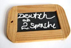 Deutsch als Zweitsprache. Foto: L-IZ