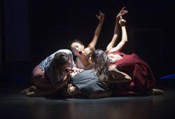 """Leipziger Ballett """"Französische Chansons"""" Foto: Tom Schulze"""
