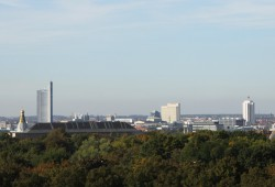 Dominieren künftig noch mehr Hochhäuser die Leipzig-Kulisse? Foto: Matthias Weidemann