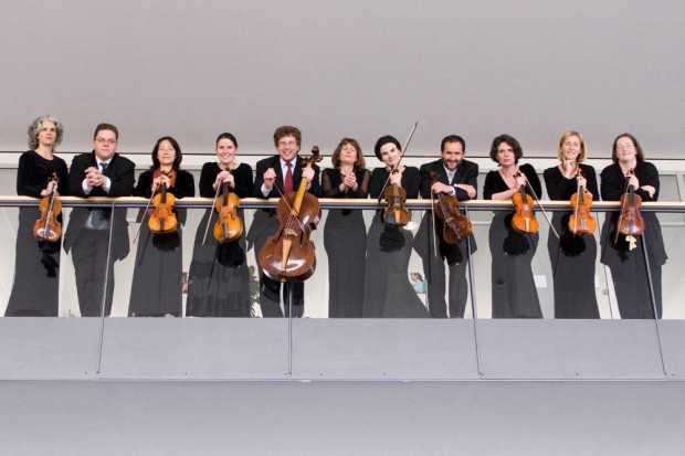 Das Leipziger Barockorchester, Ensemble in residence des Bach-Museums Leipzig. Foto: Bach-Museum Leipzig/Ensemble privat