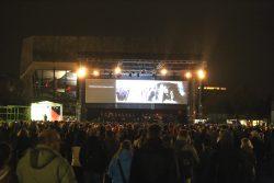 25.000 waren laut der Veranstalter auf den Augustsplatz gekommen. Foto: L-IZ.de
