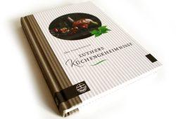 Elke Strauchenbruch: Luthers Küchengeheimnisse. Foto: Ralf Julke