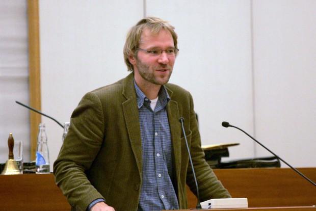 Mathias Weber (SPD). Foto: L-IZ.de