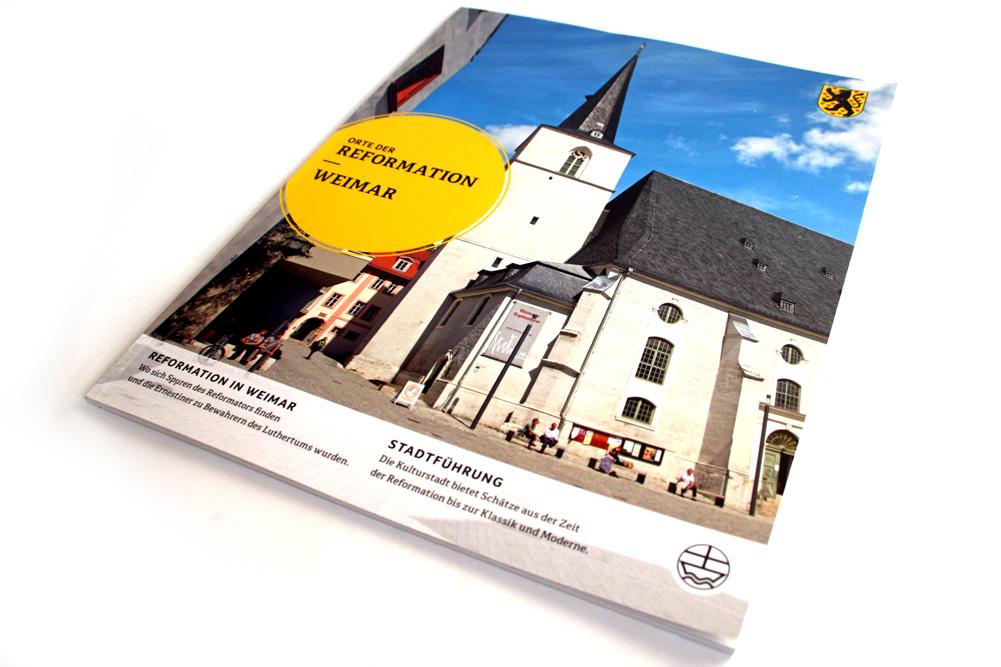 Orte der Reformation: Weimar. Foto: Ralf Julke
