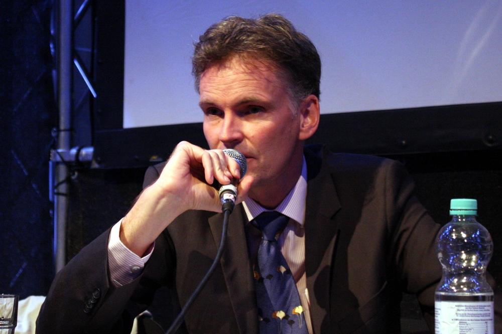Chef einer zahnlosen Behörde - Gordian Meyer-Plath, Präsident der sächsischen Verfassungsschutzes. Foto: Alexander Böhm