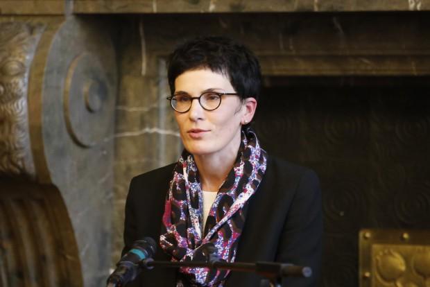 Prof. Dr. Katarina Stengler. Foto: Alexander Böhm