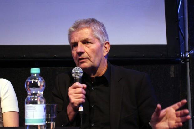 Roland Jahn, Bundesbeauftragter für Stasi-Unterlagen. Foto: Alexander Böhm