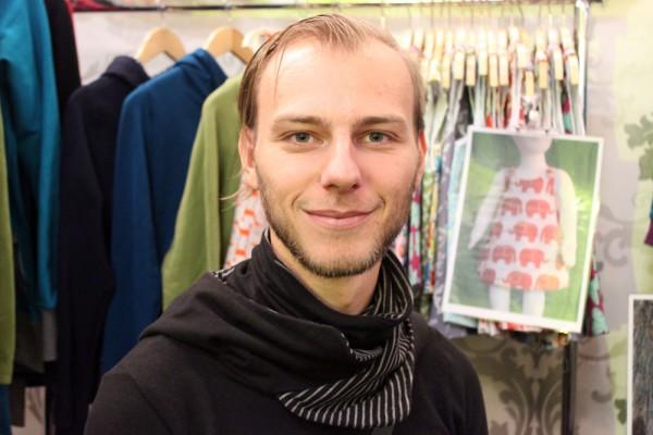 Sascha von fuxandfriends. Foto: Volly Tanner