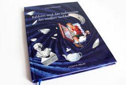 Uwe Schimunek: Balduin und das Geheimnis des weißen Goldes. Foto: Ralf Julke